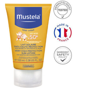 Mustela - Very High Protection Sun Lotion SPF 50+